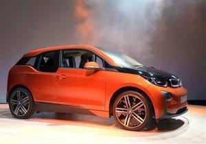 Начало новой эры. BMW начинает серийное производство электромобилей