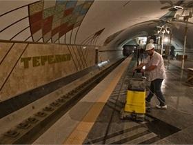 Дату открытия станции метро Теремки в Киеве вновь перенесли
