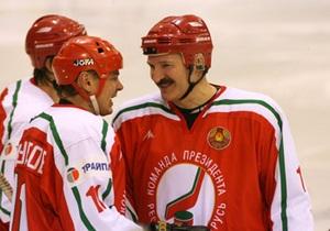 Беларусь застрахует Чемпионат мира по хоккею 2014 от бойкота