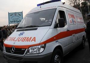 В Иране в аварии погибло 16 человек