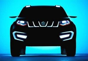Франкфуртский автосалон: Suzuki представила концепт нового внедорожника