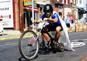 Новости США - странные новости: В США состоялась гонка на унитазах