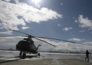 Сбитый турецкими военными сирийский вертолет нарушил воздушную границу случайно - армия