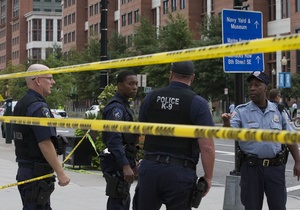 Количество погибших во время стрельбы в Вашингтоне увеличилось до 12 человек
