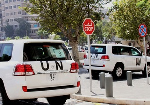 Пан Ги Мун о расследовании применения химоружия в Сирии: Впечатляюще и бесспорно