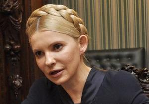 Тимошенко: Если бы не газовое соглашение 2009 года, Украина еще десятки лет была бы газовым  наркоманом  - УП