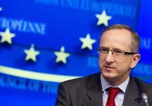 Посол ЕС в Украине излучает оптимизм за десять недель до саммита в Вильнюсе