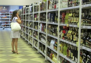 Треть украинцев никогда не употребляли алкоголь - опрос