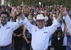 В Мексике мэром города впервые стал открытый гей