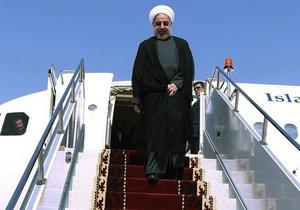 Новости США - Новости Ирана - Новый президент Ирана Хассан Рухани может встретиться с Бараком Обамой