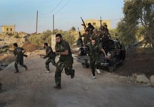 Война в Сирии - Правительство Сирии заявило о  победе , усилило натиск на повстанцев - Reuters
