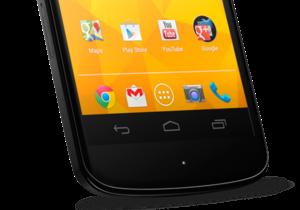 Стала известна дата выхода эталонного Android-смартфона Nexus 5