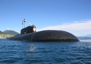Новости России - В России на атомной подводной лодке произошел пожар