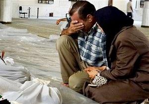 Война в Сирии - Иран заявил о доказательствах того, что химическое оружие в Сирии применяли боевики оппозиции