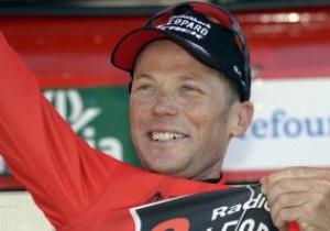 Хорнер выиграл Вуэльту, став самым возрастным победителем велогонки