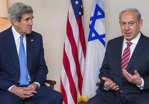 Новости США - Сегодня госсекретарь США и премьер Израиля обсудят Сирию и палестинский вопрос