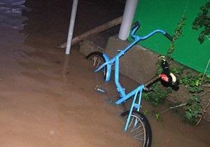 В Одесской области спасатели ликвидируют последствия непогоды