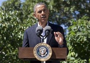 Обама: если Сирия провалит план, последствия неизбежны