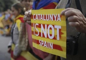 Независимость Каталонии - новости Испании: Власти Испании предлагают Каталонии очередные переговоры вместо референдума