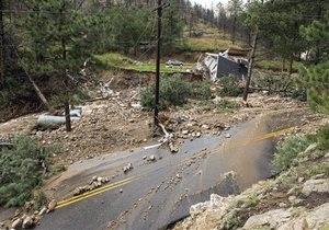Сильнейшее наводнение в Колорадо: судьба более 200 жителей неизвестна