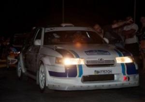 Yalta Rally Fest. В Крыму состоялся первый день ралли