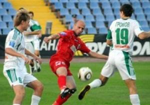 Ворскла и Севастополь расписали результативную ничью