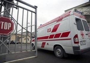 В Туве в остановку общественного транспорта врезался автомобиль, есть погибшие