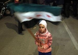 Разоружение. Сирия должна избавиться от химического оружия к ноябрю
