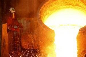 В Мариуполе на меткомбинате им. Ильича загорелось три тонны масла