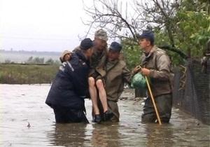 Жертвами стихии на юге Украины стали два человека