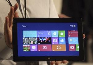 Предложение Microsoft: новый Surface в обмен на старый iPad