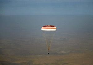 Роскосмос пояснил проблемы с приземлением космонавтов намеренным отключением датчиков