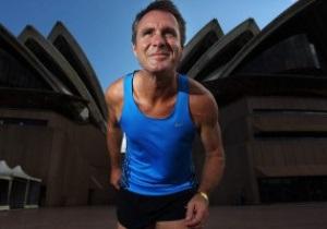 Австралиец пробежал вокруг света за 622 дня