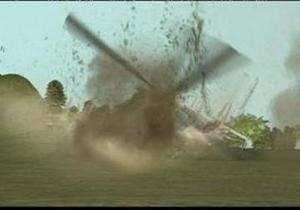Авиакататсрофа - В Польше потерпел крушение вертолет, есть жертвы