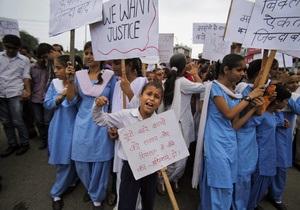 В Индии суд вынес второй приговор по делу об изнасиловании: смертная казнь