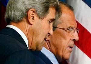 Война в Сирии - США настаивают на скорейшем уничтожении сирийского химоружия