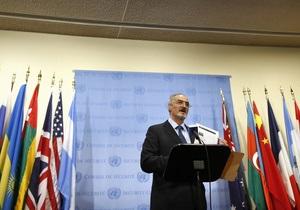 Сирия стала участником конвенции ООН о запрете химоружия