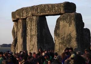 В Стоунхендже туристам будут показывать древние кости