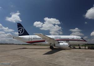 Первый авиалайнер РФ  за рубежом не считают российским - СМИ
