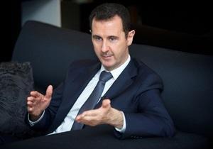 Война в Сирии - Асад подтвердил готовность отдать химическое оружие под международный контроль