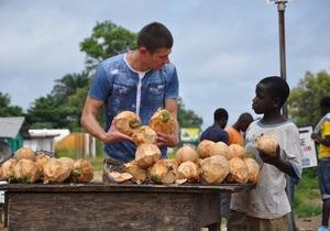 Корреспондент: Мировые парни. Украинцы в Либерии