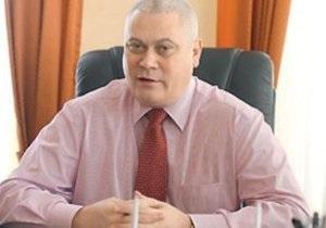 Экс-руководитель ГАИ подозревается в злоупотреблениях на два миллиона гривен