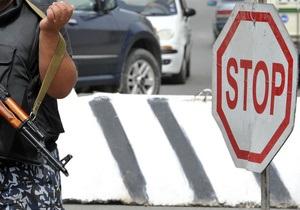 В Бишкеке водитель сбил сотрудника ДПС, отказавшись пропустить китайскую делегацию