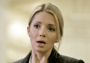 Дочь Тимошенко обвинила тюремное ведомство во лжи