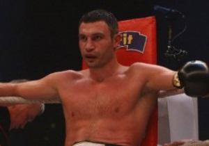 WBC в ноябре определит соперника Виталия Кличко