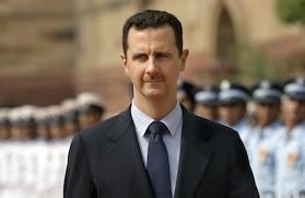 Война в Сирии - Башар Асад отпраздновал свой день рождения