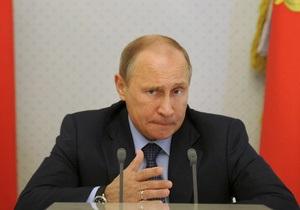Путин: Удар США по Сирии может вызвать новую волну терроризма