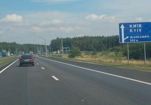 Власти Украины потратят миллиарды гривен на реконструкцию ключевых автодорог