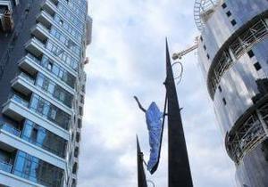 В Киеве откроют уникальную воздушную скульптуру