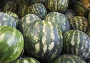 Новости США - странные новости: У жителя США украли 70-килограммовый арбуз
